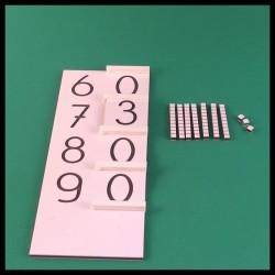 Tables de seguin 1 et 2 - avec quantités 2